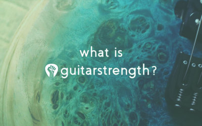 What is guitarstrength exactly?