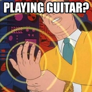 Guitar wrist pain feels like this
